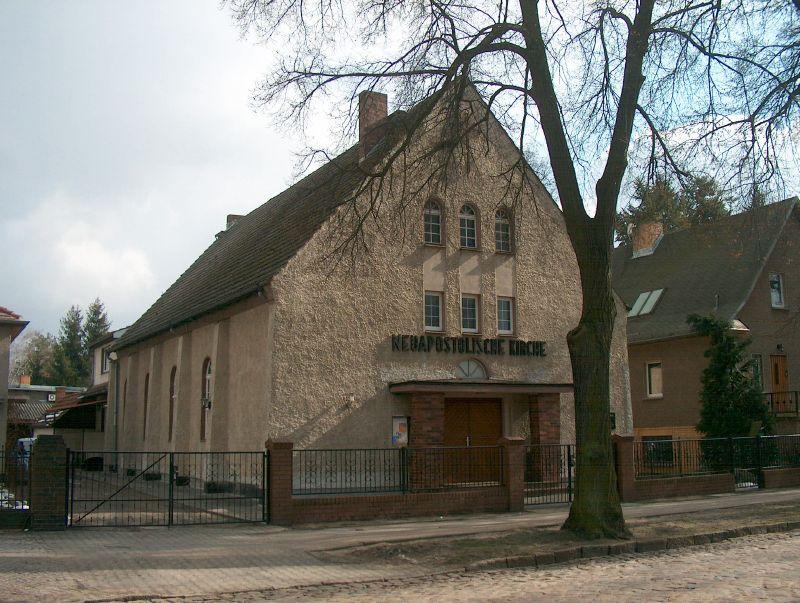 Neuapostolische Kirche Eichwalde